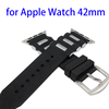 Fast Delivery Combination Silicone and Steel Watchband for Apple Watch with Adapters