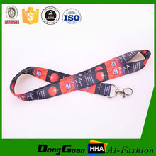 Hot Selling Polyester Sublimation ups Logo Lanyard