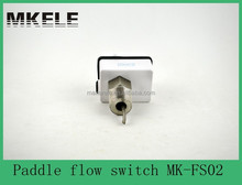 MK-FS02 good quality high temperature resistant stainless mini newly design air flow monitor air flow switch for deep tank
