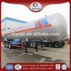 2015 Large volume LPG 3 axle fuel tank semi trailer cheap