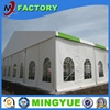 Luxury Clear Roof Transparent Wedding Tent for 400 People