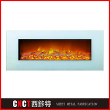 LED decorative flame electrical rocker switches for electric fireplace