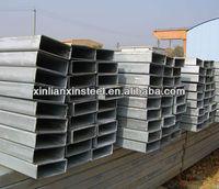 square steel pipe (black and galvanized and primer)