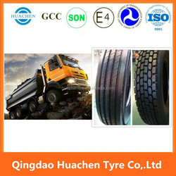 HUACHEN used truck tire tyre 295/80R22.5 with Multichoice & Competitive Price