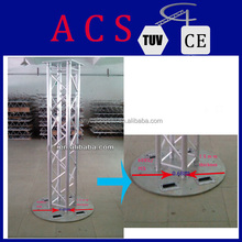 Cheap Price for moving head light truss stands , 290*290mm 2 meter high each pieces