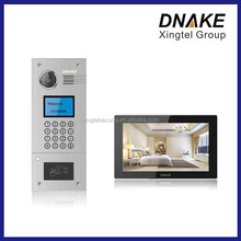 (900S3+A3K)Android video door phone with keypad-TCP/IP system video door phone with android system