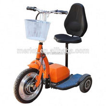 New Arrival 3 wheeler electric powered electric neighborhood vehicle with detached seat