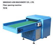 máquina de cardado de la fibra con alta capacidad y buena calidad