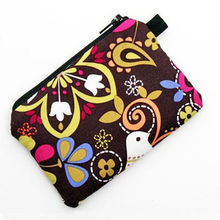 cotton fabric coin purses