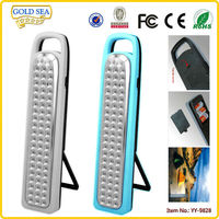 16W 62 Leds rechargeable emergency light