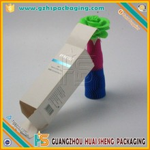 China manufacturer templates for paper folding boxes ,gift packaging