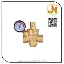 Pressure Reducing Valve For Water