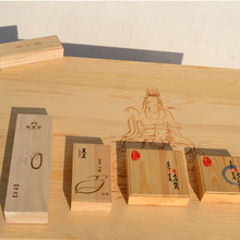 Pine wooden box,delicate tea chest