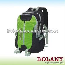 custom logo printed high school bag school backpack