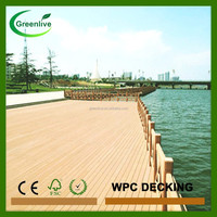 Wood Plastic Composite Outdoor Portable Decking