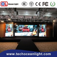Energy saving 3D LED display pakistan xxxx full color HD LED display