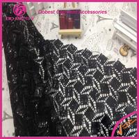 Charming Beauty Design Korean Heavy Korean African Laces