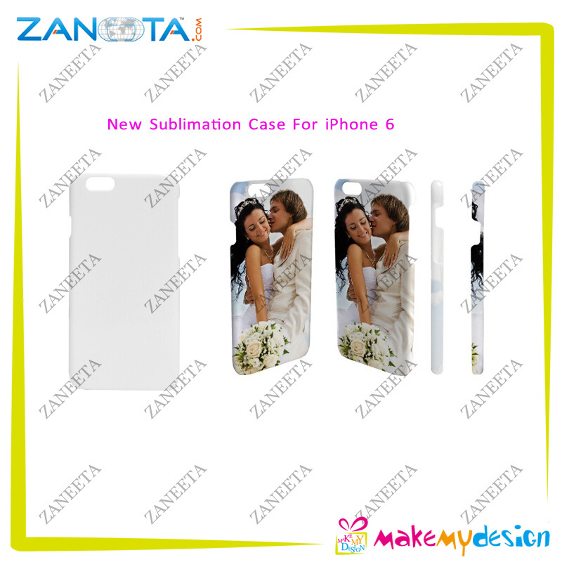 NEW ARRIVAL Blank Sublimation Cell Phone Case For iPhone6