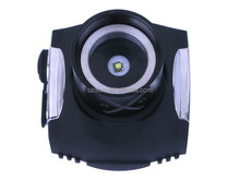 High Power Zoom Flashlight Rechargable Led Light Headlamp