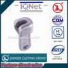 Power line hardware high tensile strength socket clevis eye
