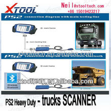 Cummins Engine ISC/ISL diagnostic scanner AAAAA RU PS2 HEAVY DUTY trucks diagnosis scanner tool