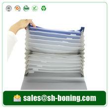 PP Plastic Document Wallets Ticket Holder