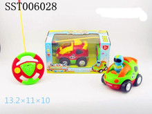 2015 Cartoon Remote Control car , Cartoon R/C Race Car Radio Control Toy