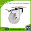 stainless steel nylon locking caster wheels