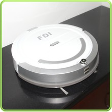 dry and wet robot vacuum cleaner