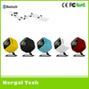 Bluetooth 4.0 Clock Audio portable mini speaker with fm radio