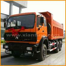BEIBEN NG80 tipper truck and dumper truck sale dubai