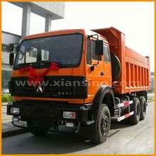 Truck BEIBEN NG80 tipper truck and dumper truck sale dubai