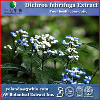 100% Pure Dichroa febrifuga Extract (Changshan)