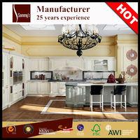 SK394 china kitchen tile design mini complete design modular cabinets