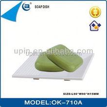 ABS plastic soap dish /soap dish holder OK-710A