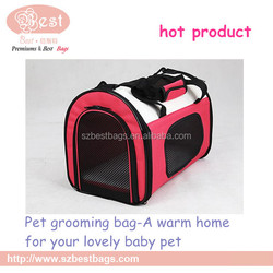 Elegant Hot Selling Portable Pet Cage Pet Products Pet Dog Bag Carriers on alibaba.com
