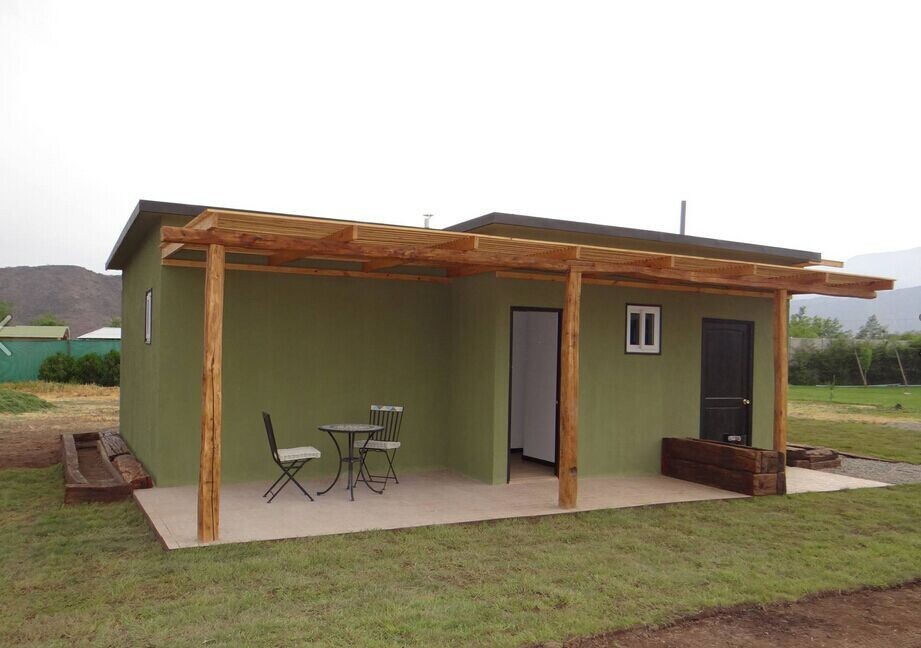 Good quality modern design prefab house kits sip panels in for Sips home packages