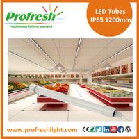 high CRI 3000k 4000k 6500k t8 18w led meat deli tube light