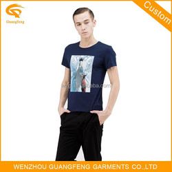 Brands Sports T Shirts, Latest Shirts Pattern For Men, Fancy Printed T-Shirt