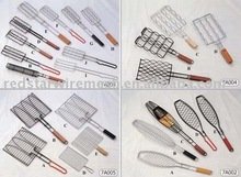 barbecue grill netting+ISO9001+CE+top 10