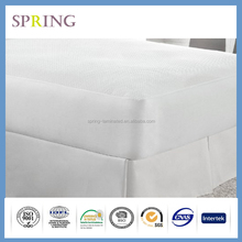 Breathable Design Wicks Moisture, Perspiration and Sweat Away From the Sleeping Surface Resulting in A Cooler, Mattress Cover