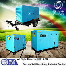 High pressure paintball Screw air compressor 500l