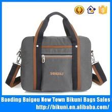 Fashion business work man nylon briefcase for men