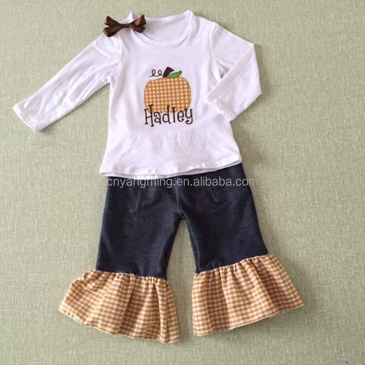 Baby girl boutique clothing buy western girls outfit newborn baby