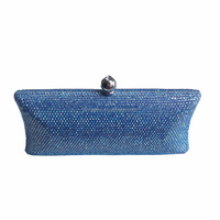 Factory Wholesale Party Crystal Clutch Bags