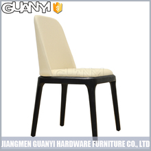 2015 popular modern ash solid wooden leg space saving furniture with back