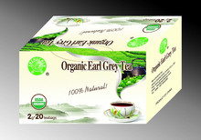 organic Earl Grey Tea Bag with 20 small bags/Natural Tea -Earl Grey /Certified Organic Earl Grey Tea - Australia