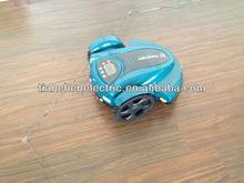24V Automatic robot grass cutter, man free, hands free robotic weeding machine TC-158N