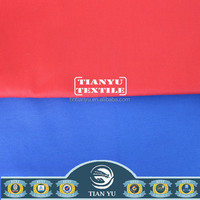 Henan Tianyu Twill Solid Dyed Cotton Fabric Cut Pieces for Pants