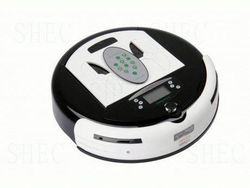 Robot Vacuum Cleaner magic glass screen rollers cleaning mobile phone